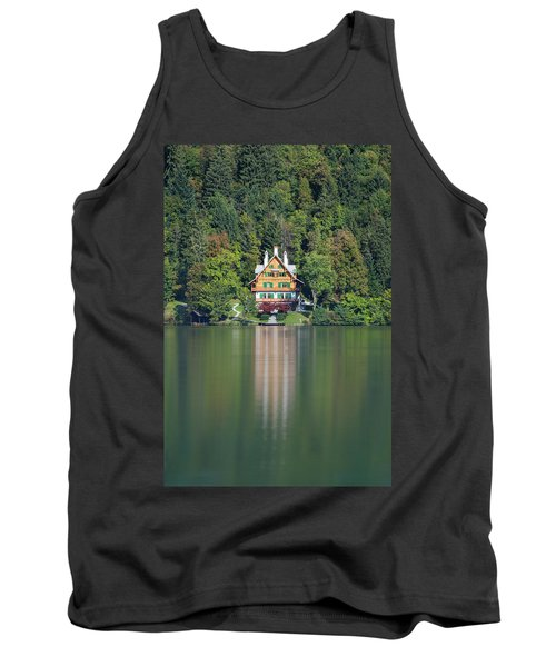 House On The Lake Tank Top