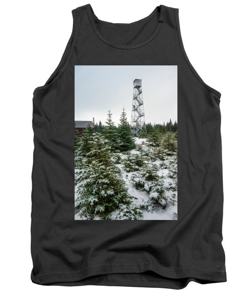 Hunter Mountain Fire Tower Tank Top