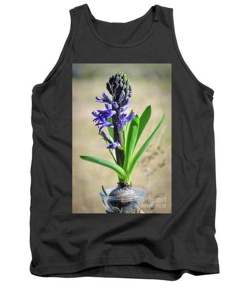 Hyacinth Tank Top