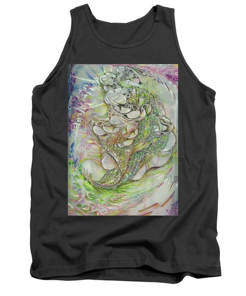I Am Of The Sky Tank Top