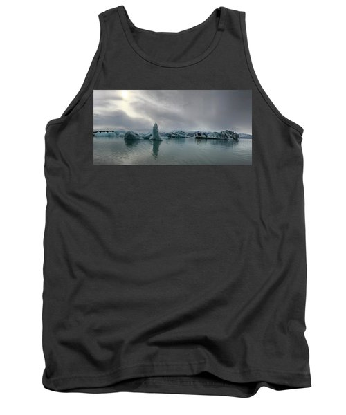 Ice Lagoon Tank Top