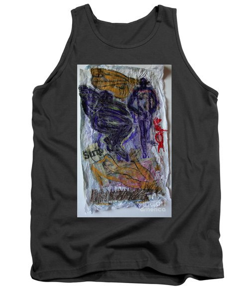 In A Vice Like Grip Of Hate Tank Top