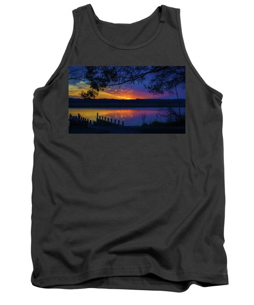 In The Blink Of An Eye Tank Top