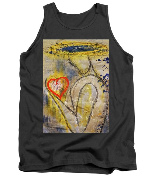 In The Golden Age Of Love And Lies Tank Top