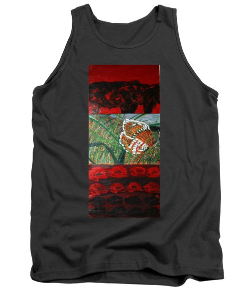In The Scheme Of Things Tank Top