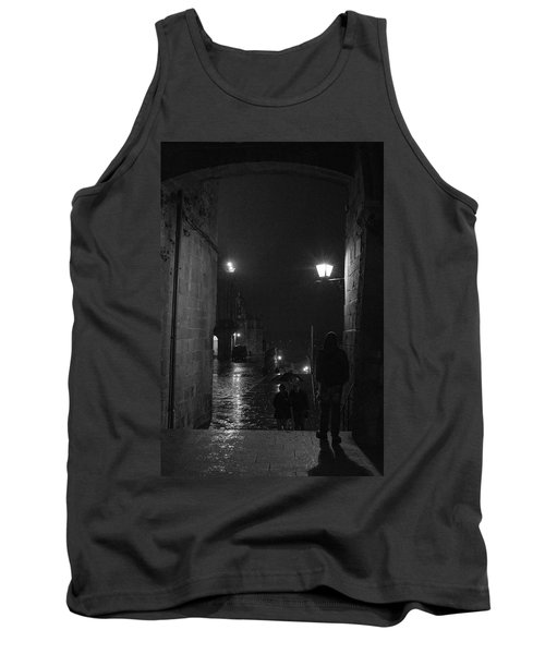 Tank Top featuring the photograph In Wait by Alex Lapidus