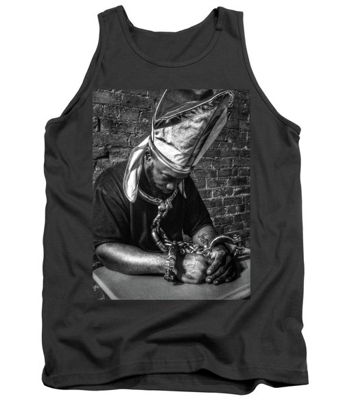 Inquisition IIi Tank Top