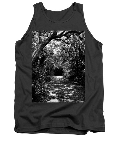 Into The Darkness Tank Top
