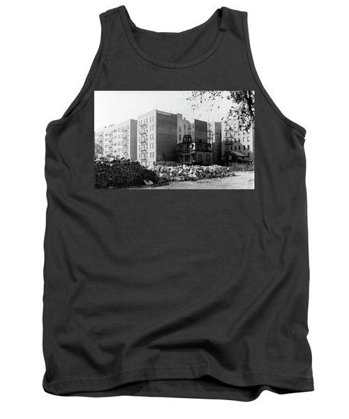 Tank Top featuring the photograph Inwood 1927  by Cole Thompson