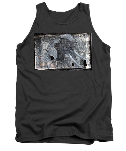 Isn't There Always An Elephant That No One Can See Tank Top