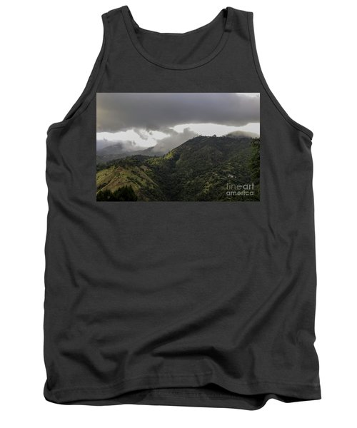Jamaican Blue Mountains Tank Top