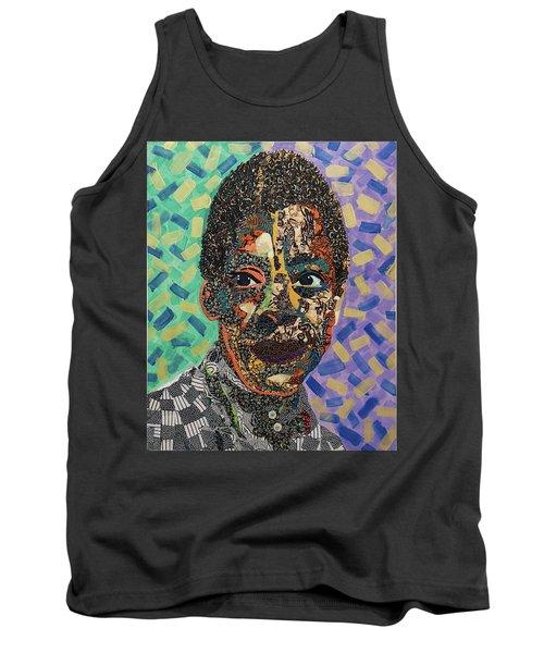 James Baldwin The Fire Next Time Tank Top