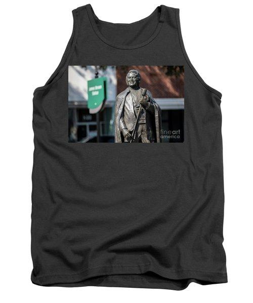 James Brown Statue - Augusta Ga Tank Top
