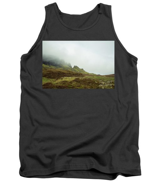 Journey To The Quiraing Tank Top