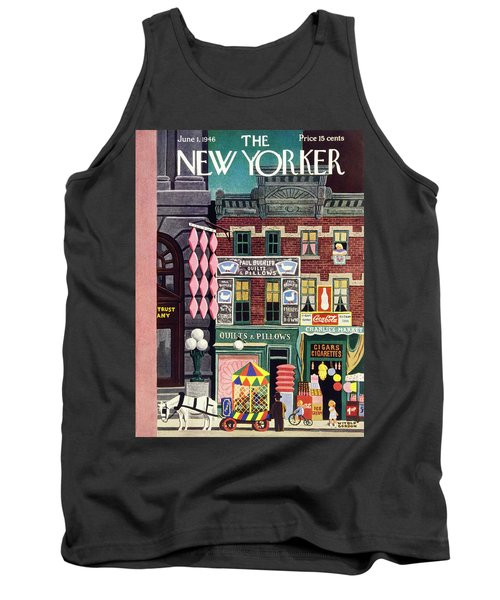 New Yorker June 1st 1946 Tank Top