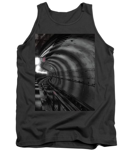 Just Around The Bend Tank Top