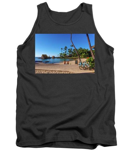Kamakahonu Beach Tank Top