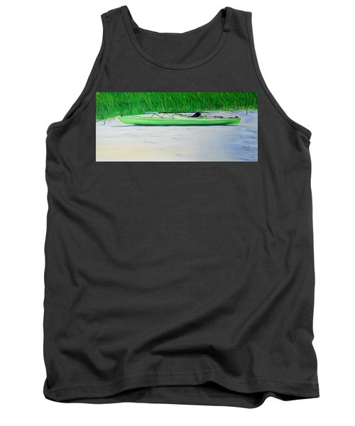 Kayak Essex River Tank Top