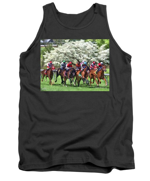 Keeneland Down The Stretch Tank Top