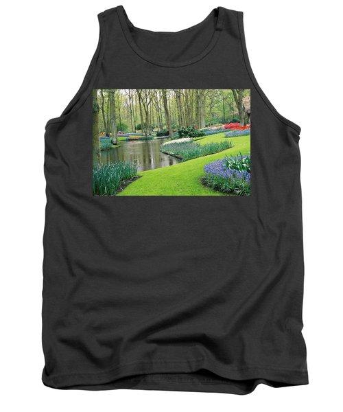 Keukenhof Gardens Tank Top