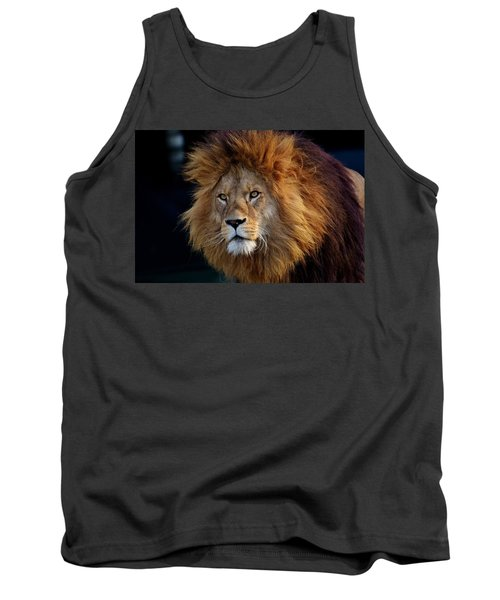 King Lion Tank Top