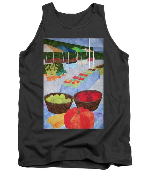 Kings Yard Farmers Market Tank Top