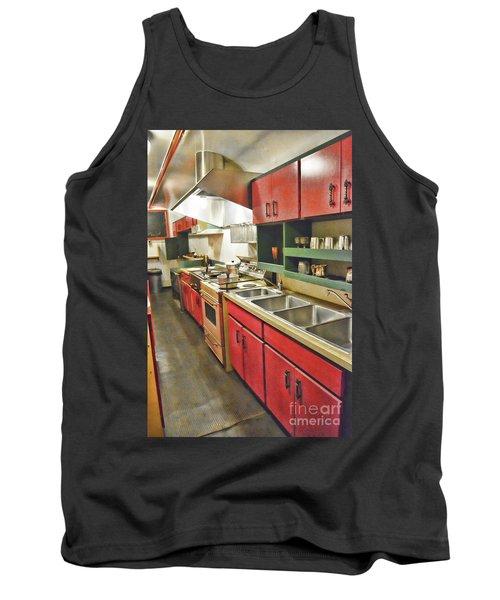 Kitchen Car Tank Top