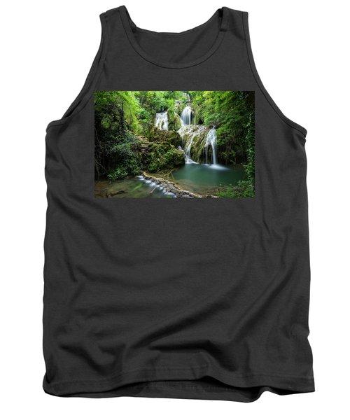 Krushunski Waterfalls Tank Top