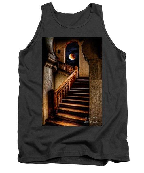 Ktm Stairway Moon Tank Top