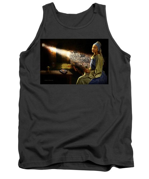 Lady In Waiting Tank Top