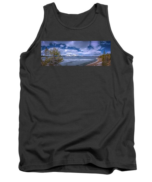 Lake Jackson Wyoming Tank Top