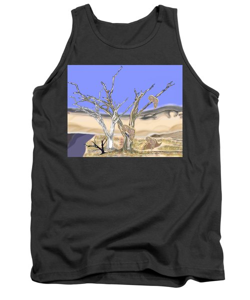 Landscape  Tank Top