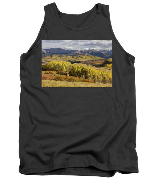 Tank Top featuring the photograph Last Dollar Road by James BO Insogna