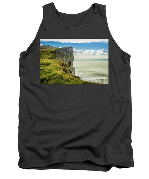 Latrabjarg Cliffs, Iceland Tank Top