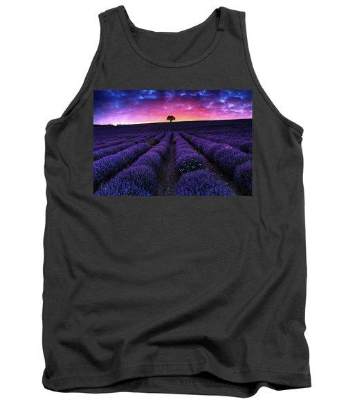 Lavender Dreams Tank Top
