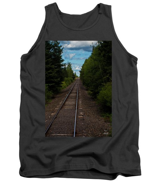 Leading Lines Tank Top