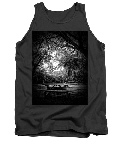 Let The Light In Tank Top