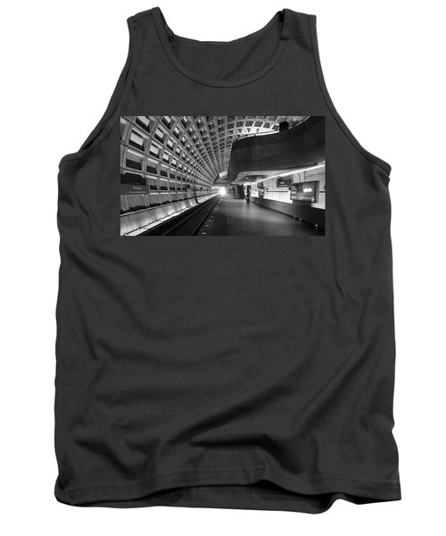 Light At The End Of The Tunnel Tank Top