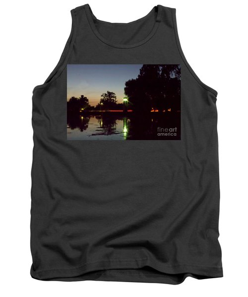 Lighthouse Light Tank Top