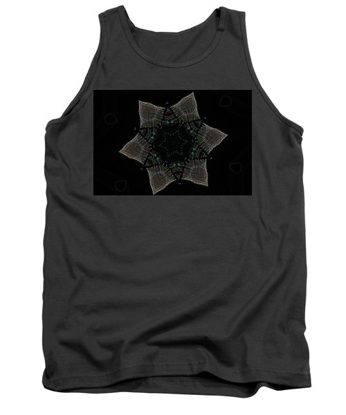 Lights Within A Star Tank Top