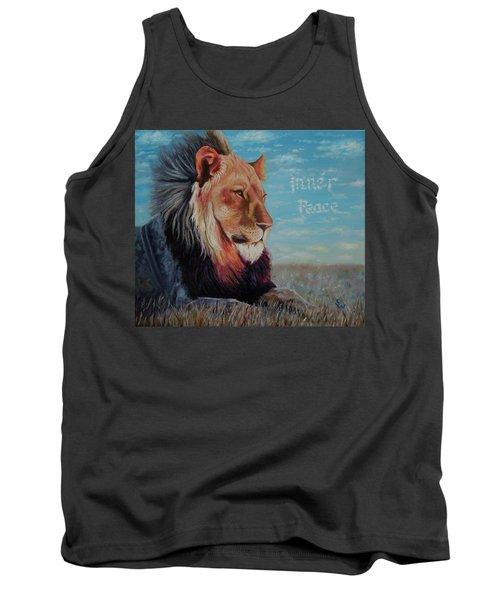 Lion - Inner Peace Tank Top