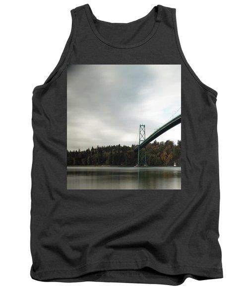 Lions Gate Bridge Vancouver Tank Top