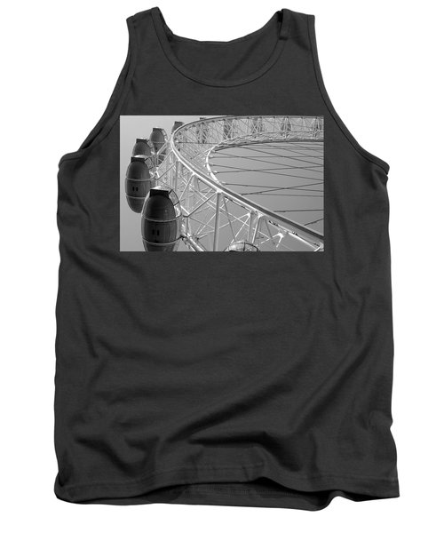London_eye_ii Tank Top
