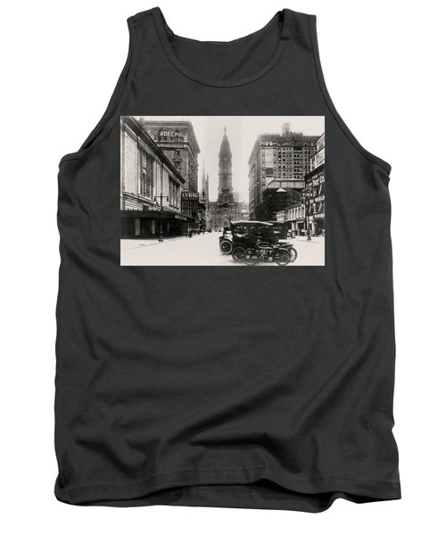 Lyric Theatre Tank Top