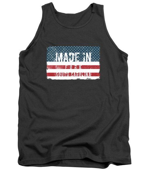 Made In Fork, South Carolina Tank Top