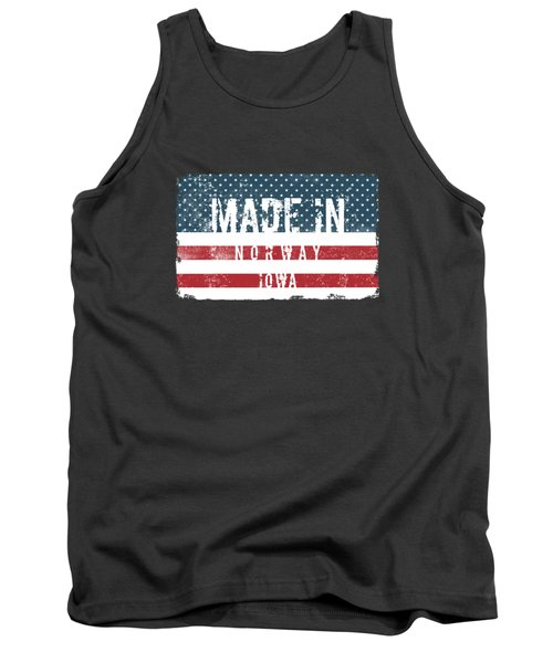 Made In Norway, Iowa Tank Top