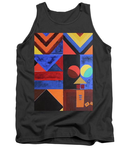 Magical Lines  Tank Top