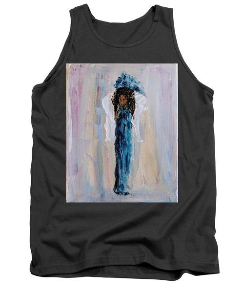 Magnificent Angel Tank Top