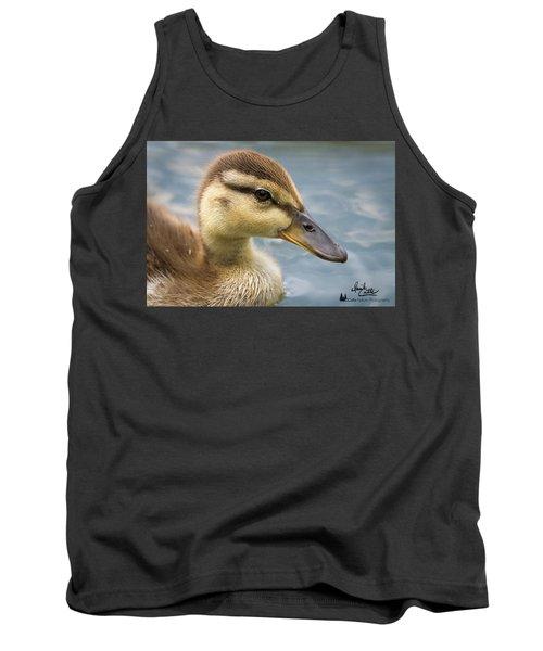 Mallard Duckling Tank Top