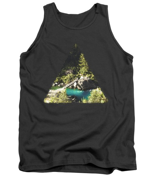 Mallero Mountain River - Lombardia - Italy Tank Top